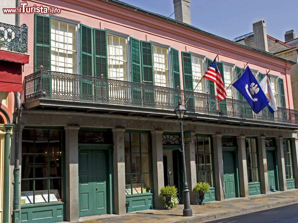 Cosa vedere e cosa visitare Historic New Orleans Collection