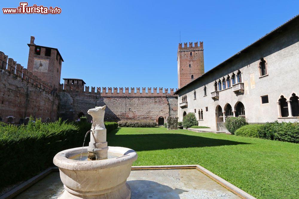 Cosa vedere e cosa visitare Castelvecchio e Museo Civico d\'Arte