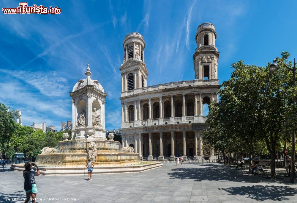 Cosa vedere e cosa visitare Eglise Saint-Sulpice