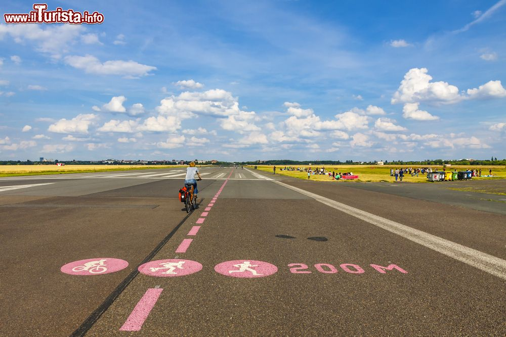 Cosa vedere e cosa visitare Tempelhofer Park