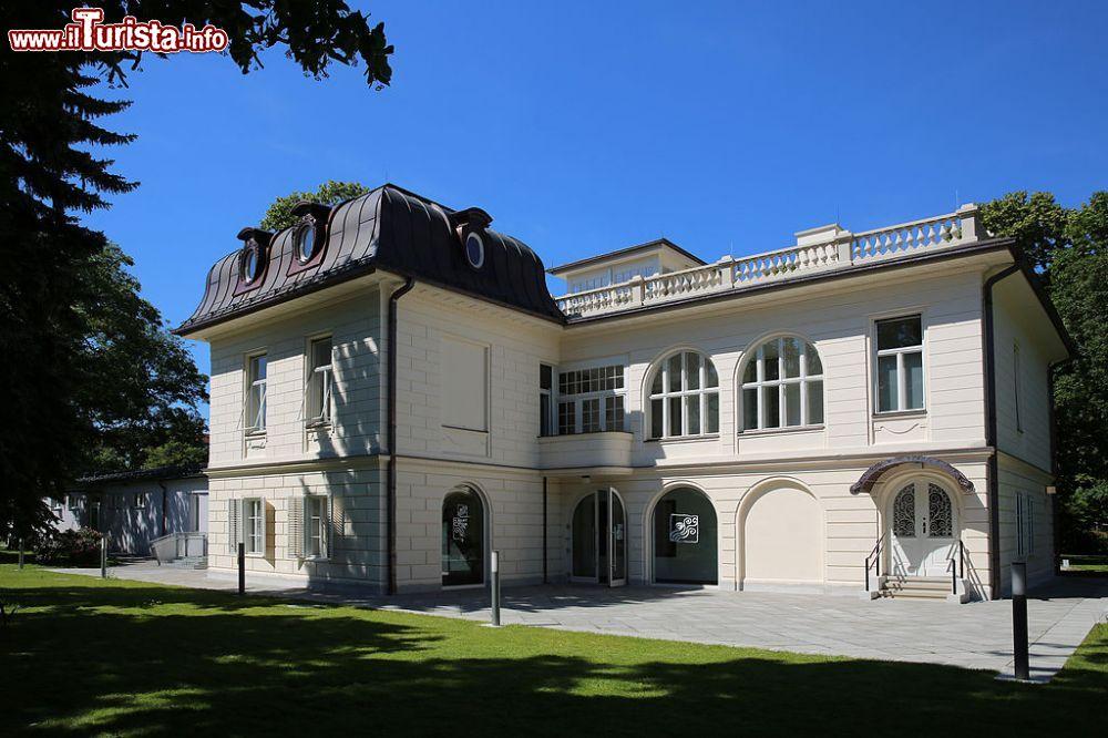Cosa vedere e cosa visitare Klimt Villa