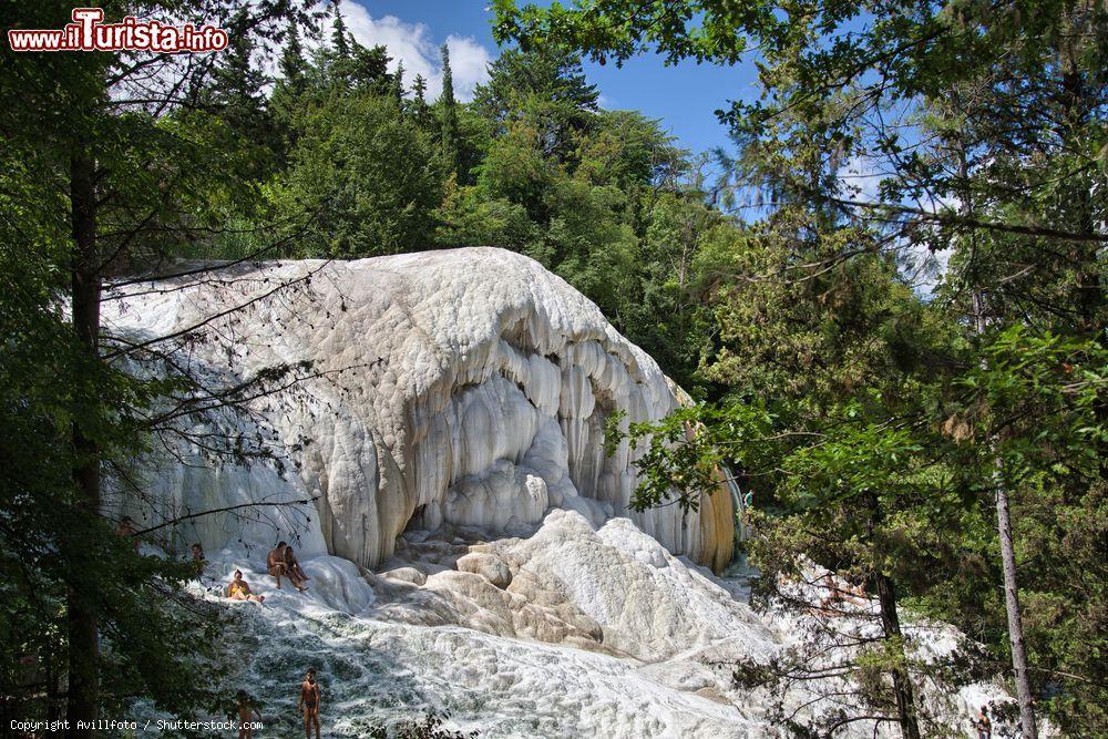 Cosa vedere e cosa visitare Terme libere del Fosso Bianco