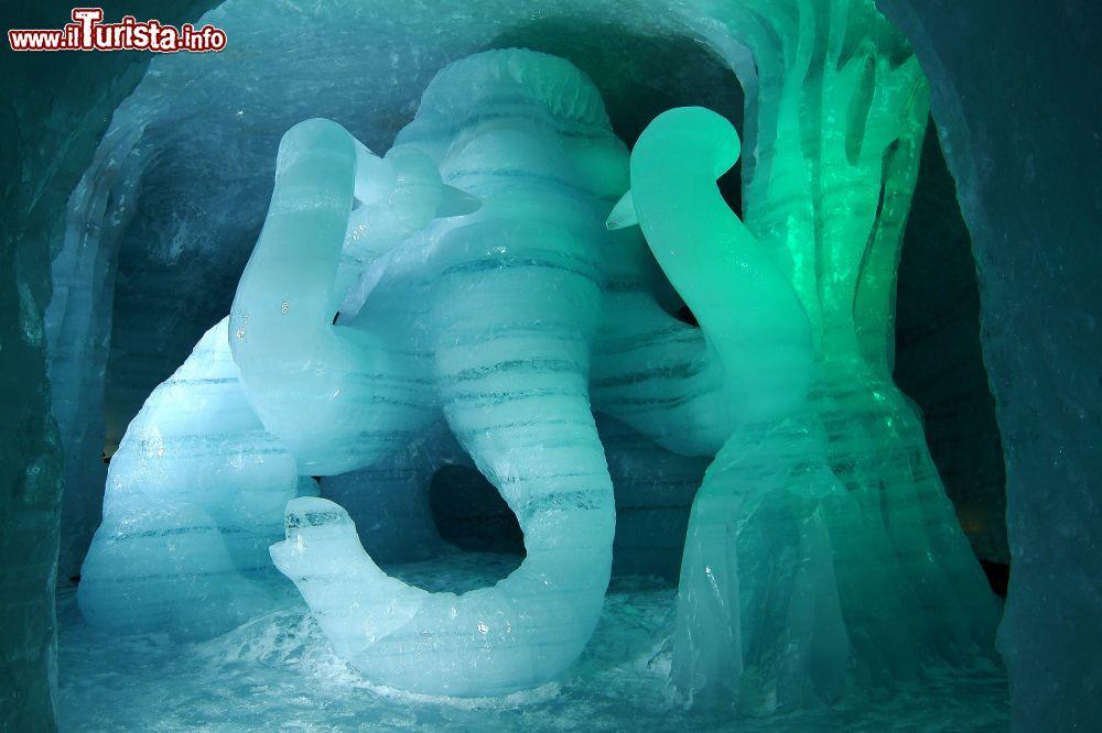 Cosa vedere e cosa visitare Grotta di ghiaccio