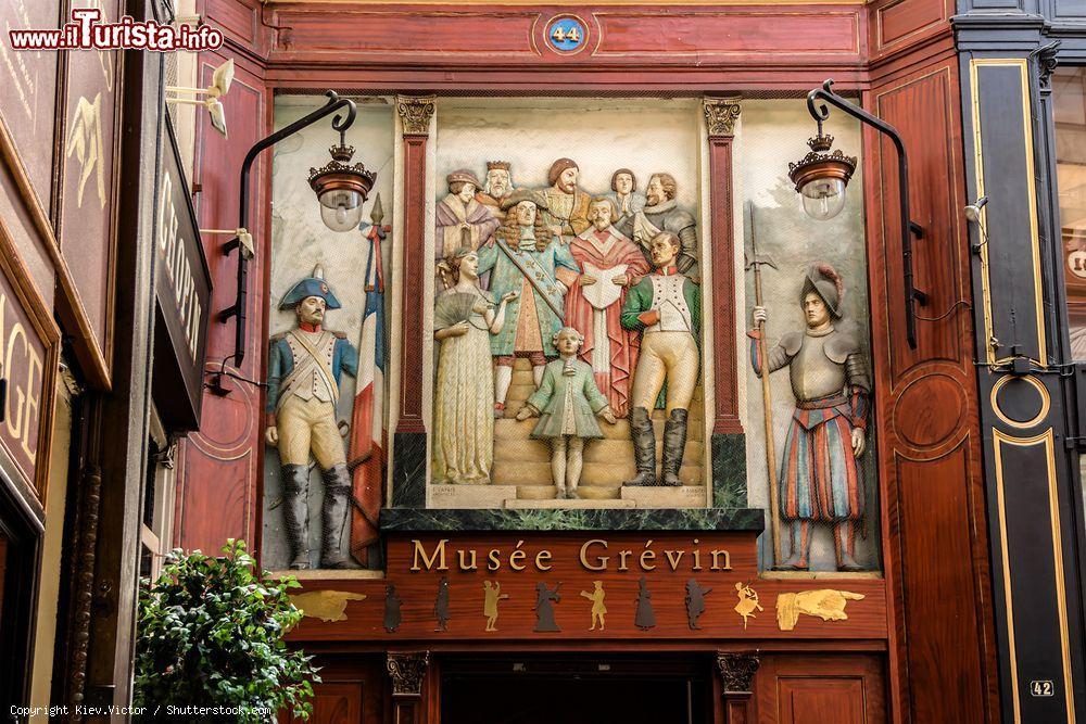 Cosa vedere e cosa visitare Museo Grevin