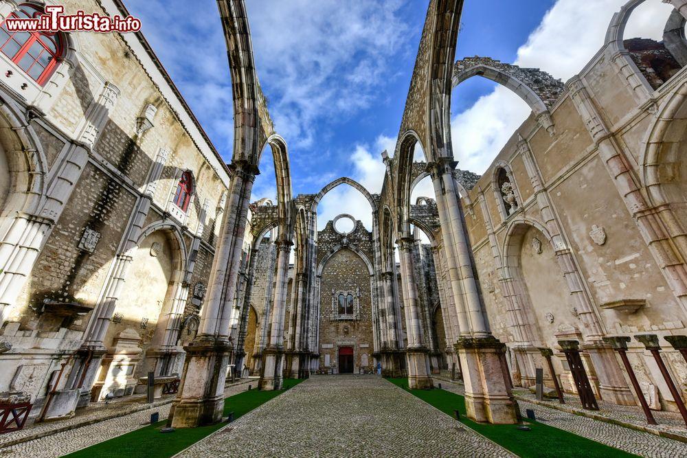 Cosa vedere e cosa visitare Convento do Carmo