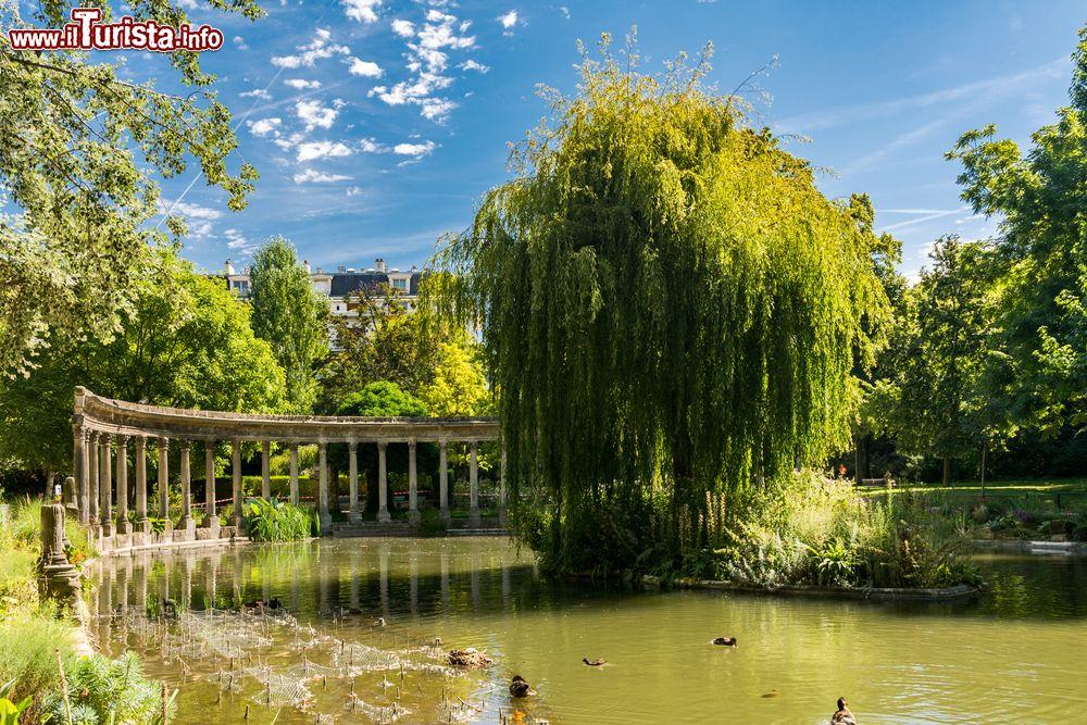 Cosa vedere e cosa visitare Parc Monceau