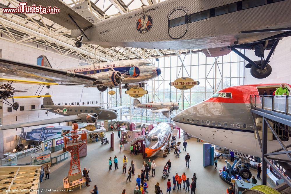 Cosa vedere e cosa visitare National Air and Space Museum