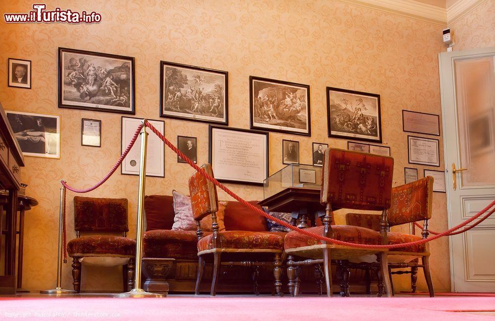 Cosa vedere e cosa visitare Casa-Museo di Sigmund Freud