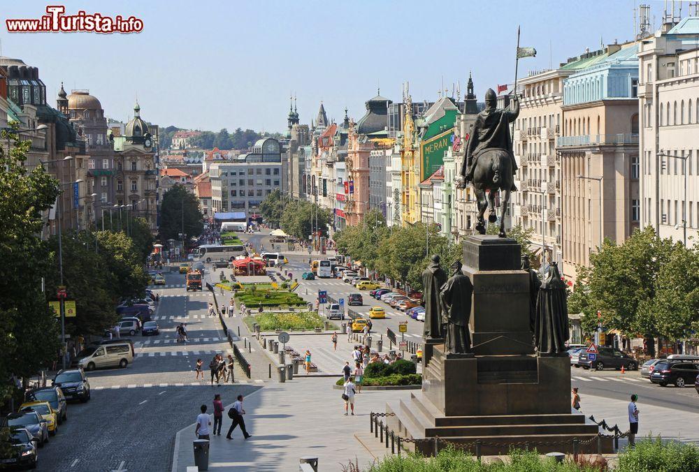 Cosa vedere e cosa visitare Piazza San Venceslao