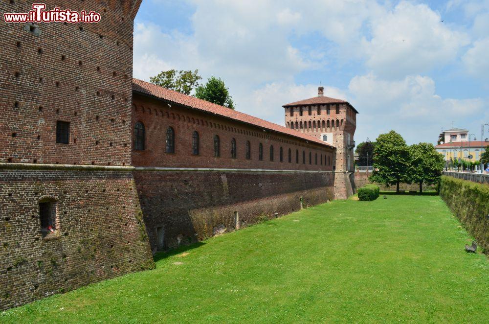 Cosa vedere e cosa visitare Castello Sforzesco