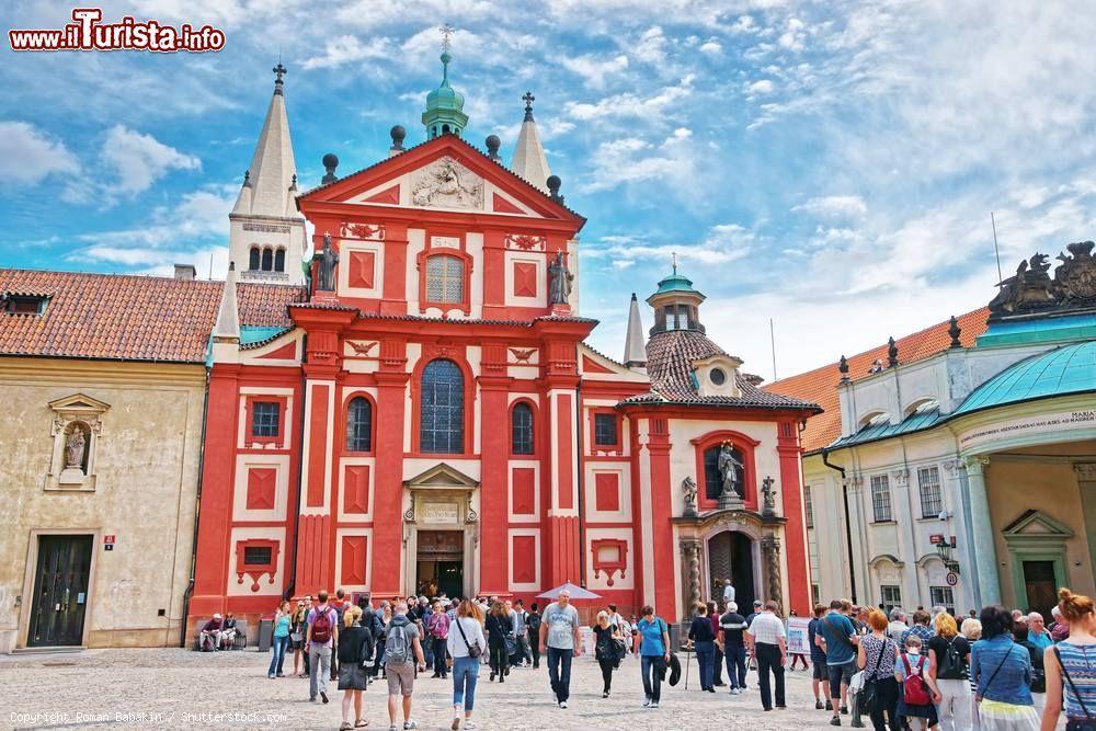 Cosa vedere e cosa visitare Basilica di San Giorgio