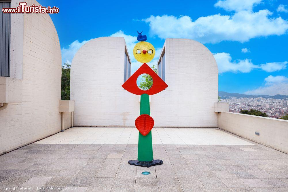 Cosa vedere e cosa visitare Fondazione Joan Miró