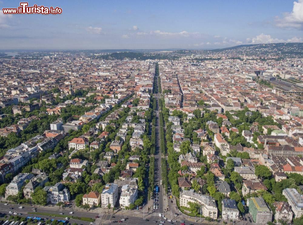 Cosa vedere e cosa visitare Andrassy Ut
