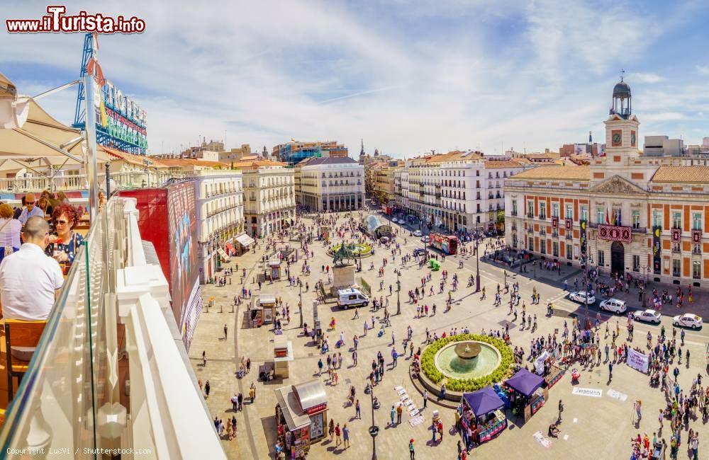 Cosa vedere e cosa visitare Puerta del Sol