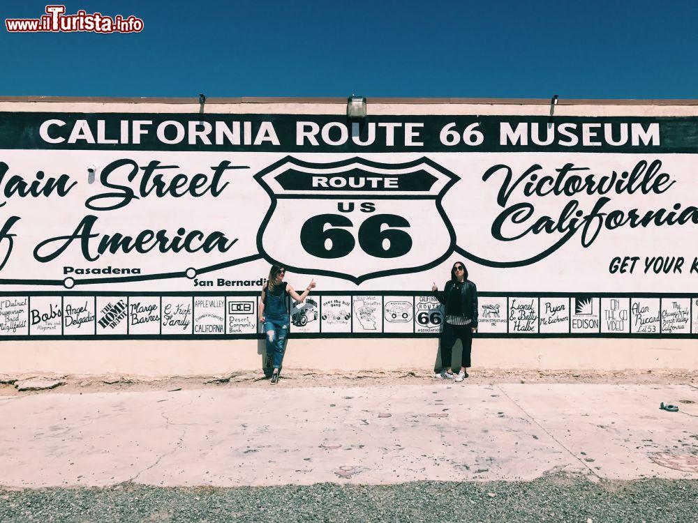 Cosa vedere e cosa visitare California Route 66 Museum