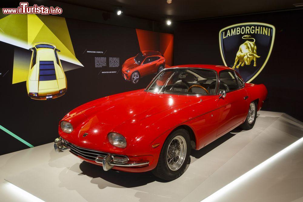 Cosa vedere e cosa visitare Museo Lamborghini
