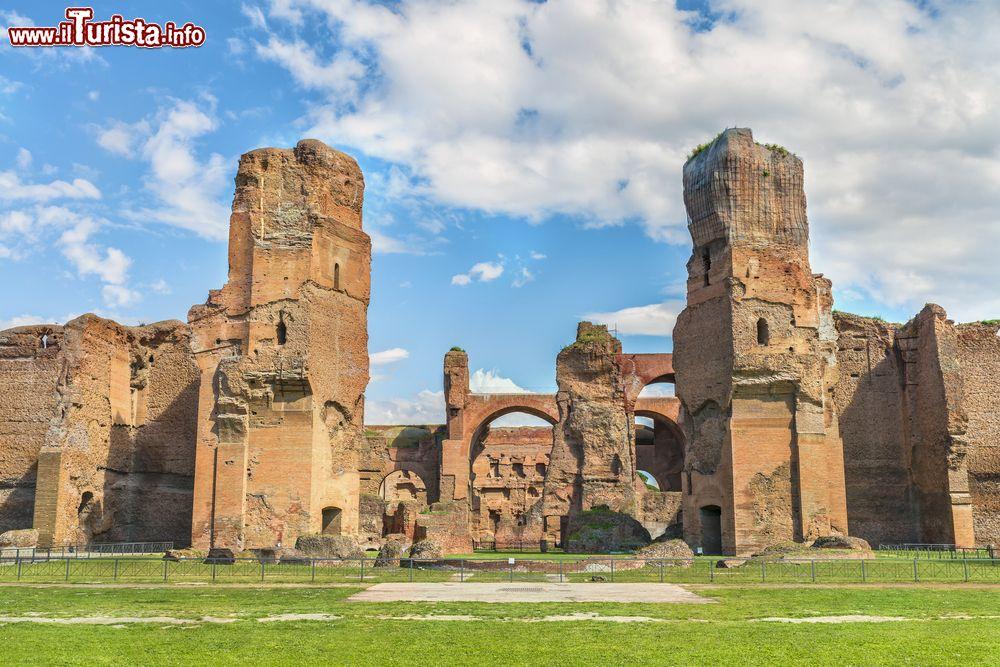 Cosa vedere e cosa visitare Terme di Caracalla
