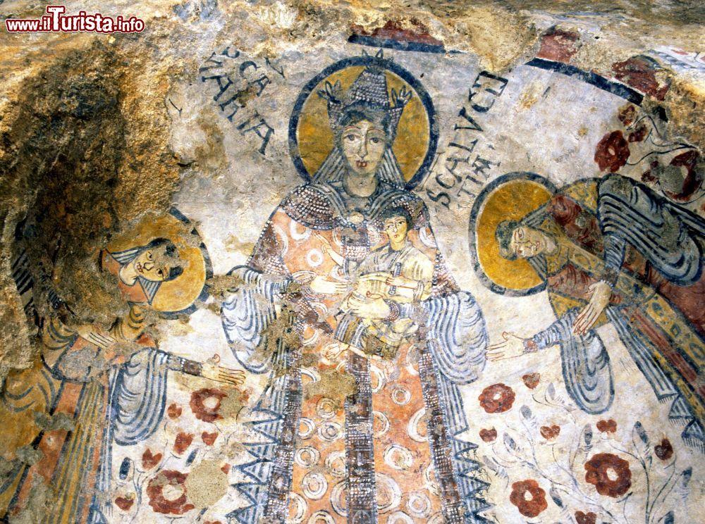 Cosa vedere e cosa visitare Cripta del Peccato Originale