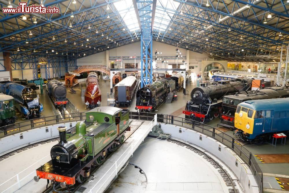 Cosa vedere e cosa visitare Il Museo Nazionale delle Ferrovie