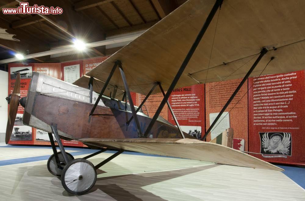 Cosa vedere e cosa visitare Museo dell\'Aeronautica Gianni Caproni