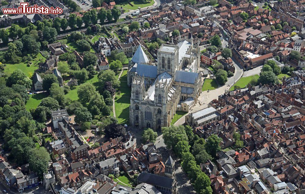 Cosa vedere e cosa visitare Cattedrale / York Minster