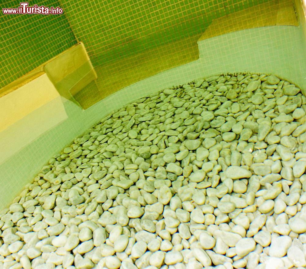 Cosa vedere e cosa visitare Bagno termale Is Bangius