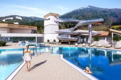 Le Therme St Kathrein a Bad Kleinkircheim in Austria