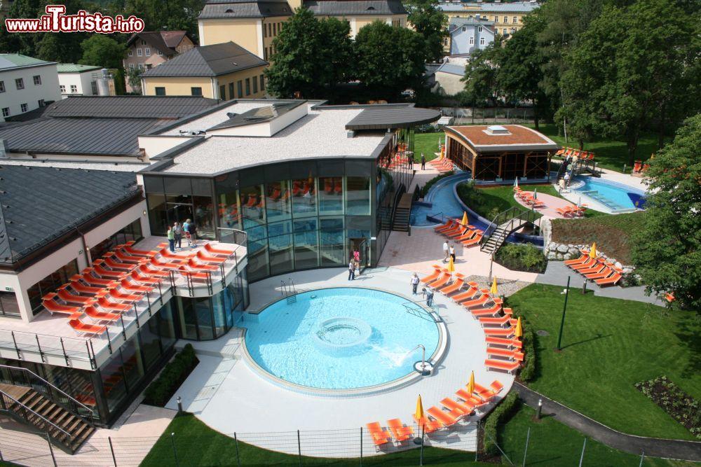 Cosa vedere e cosa visitare Terme Salzkammergut