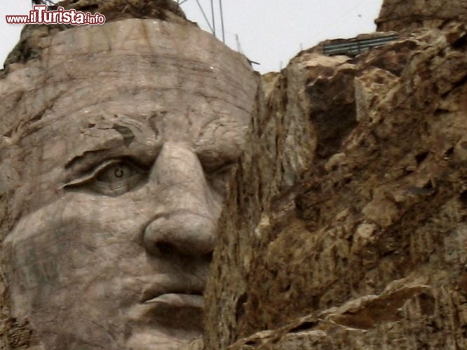 MONUMENTO A CRAZY HORSE - SOUTH DAKOTA