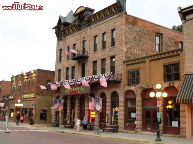 DEADWOOD - SOUTH DAKOTA