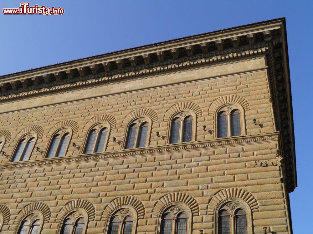 Cosa vedere e cosa visitare Palazzo Strozzi