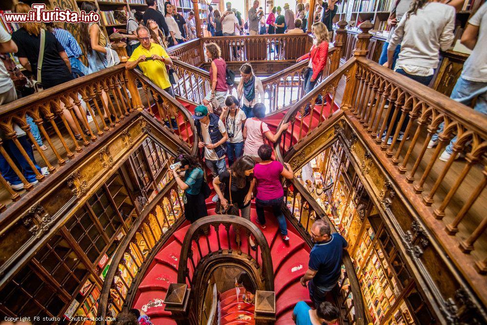 Cosa vedere e cosa visitare Libreria Lello