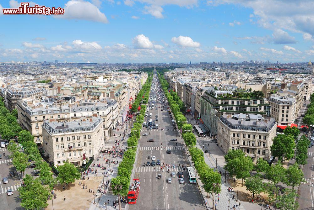 Cosa vedere e cosa visitare Champs Elysees