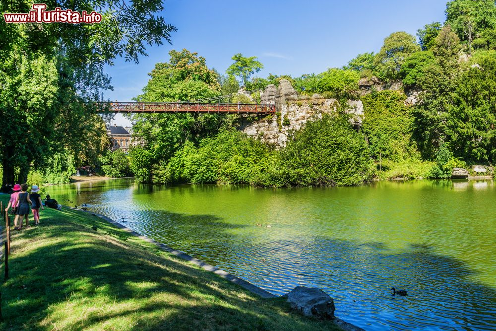 Cosa vedere e cosa visitare Parco Buttes-Chaumont