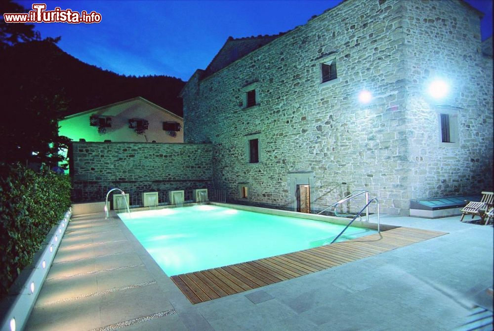 Lo stabilimento termale sant 39 agnese a bagno di romagna - Bagno di romagna terme euroterme ...