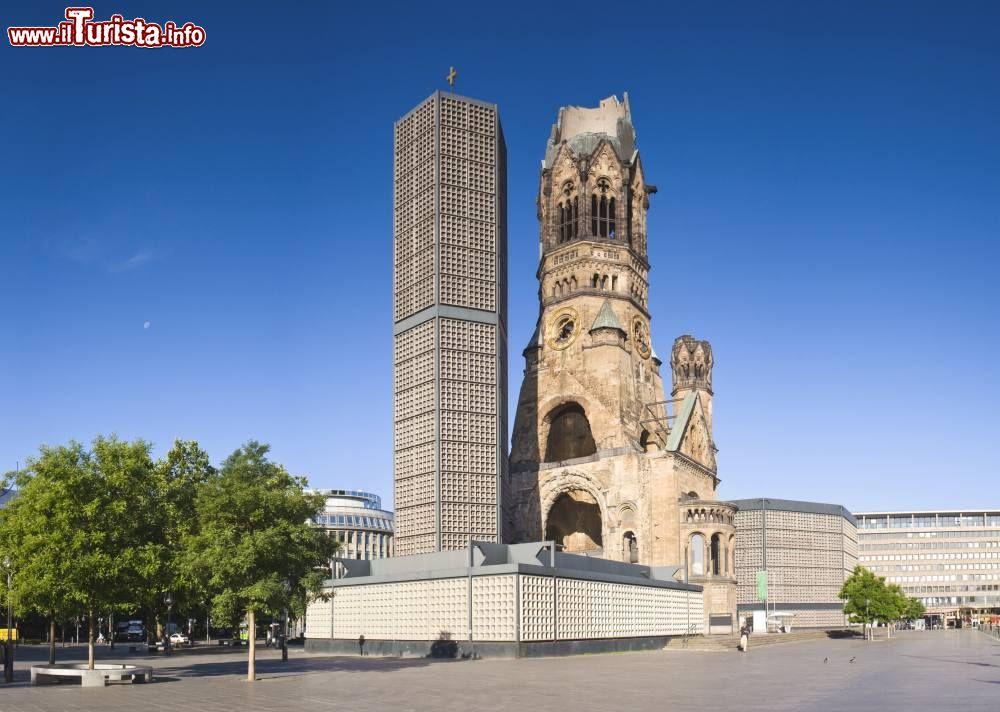 Cosa vedere e cosa visitare  Kaiser Wilhelm Gedachtniskirche