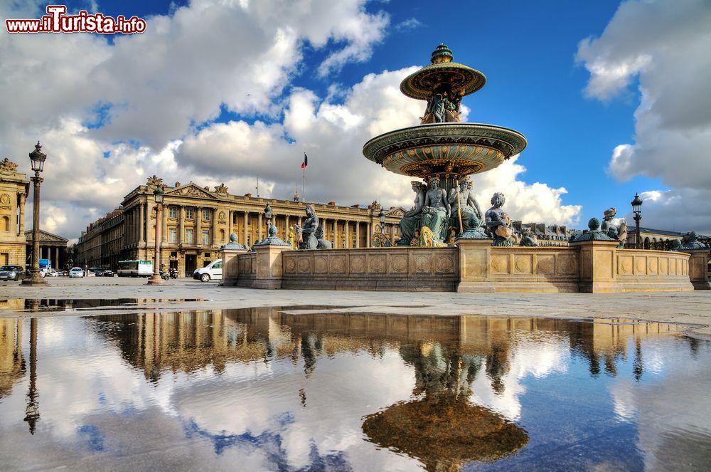 Cosa vedere e cosa visitare Place de la Concorde