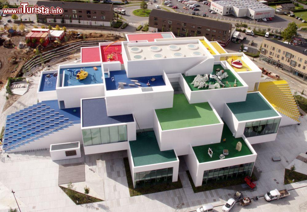 Cosa vedere e cosa visitare LEGO House