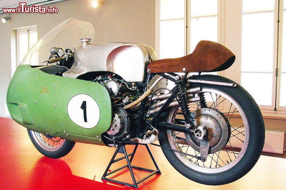 Cosa vedere e cosa visitare Museo Moto Guzzi