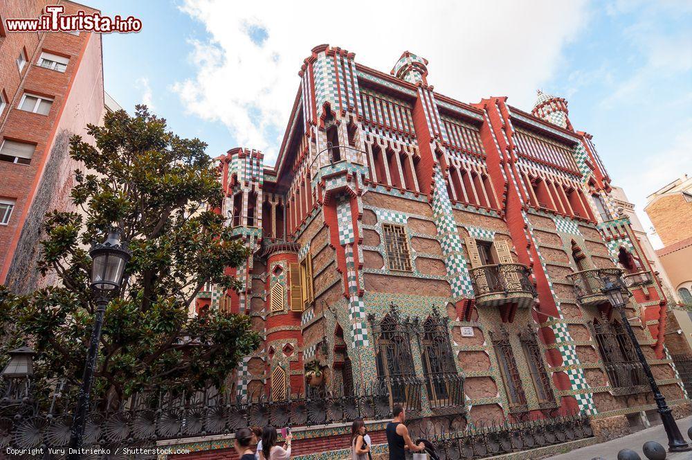 Cosa vedere e cosa visitare Casa Vicens