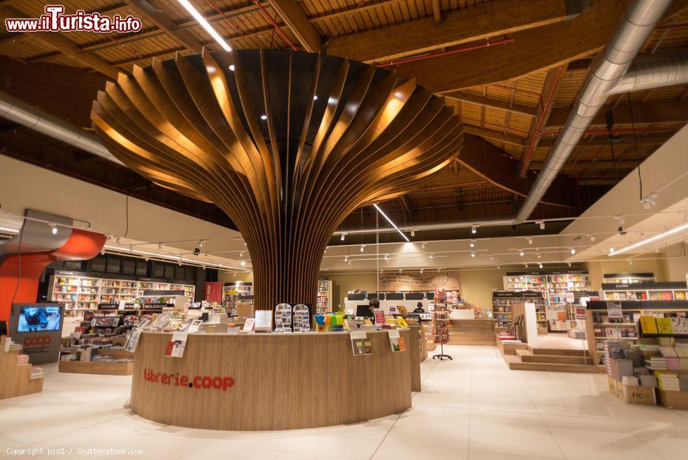 Immagine La Libreria Coop Allu0027interno Del Parco Agroalimentare Fico Di  Bologna, Emilia Romagna