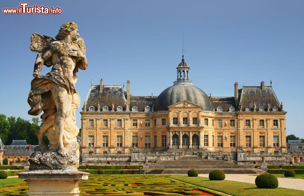 Cosa vedere e cosa visitare Castello di Vaux-le-Vicomte