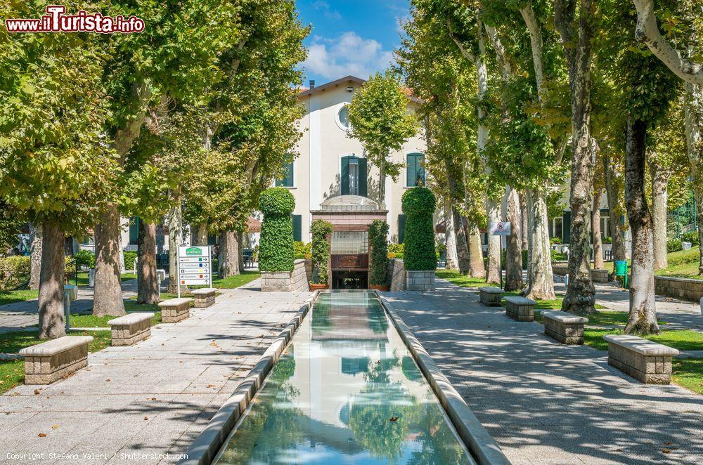 I bagni termali delle Terme di Caramanico in ... | Foto Caramanico ...