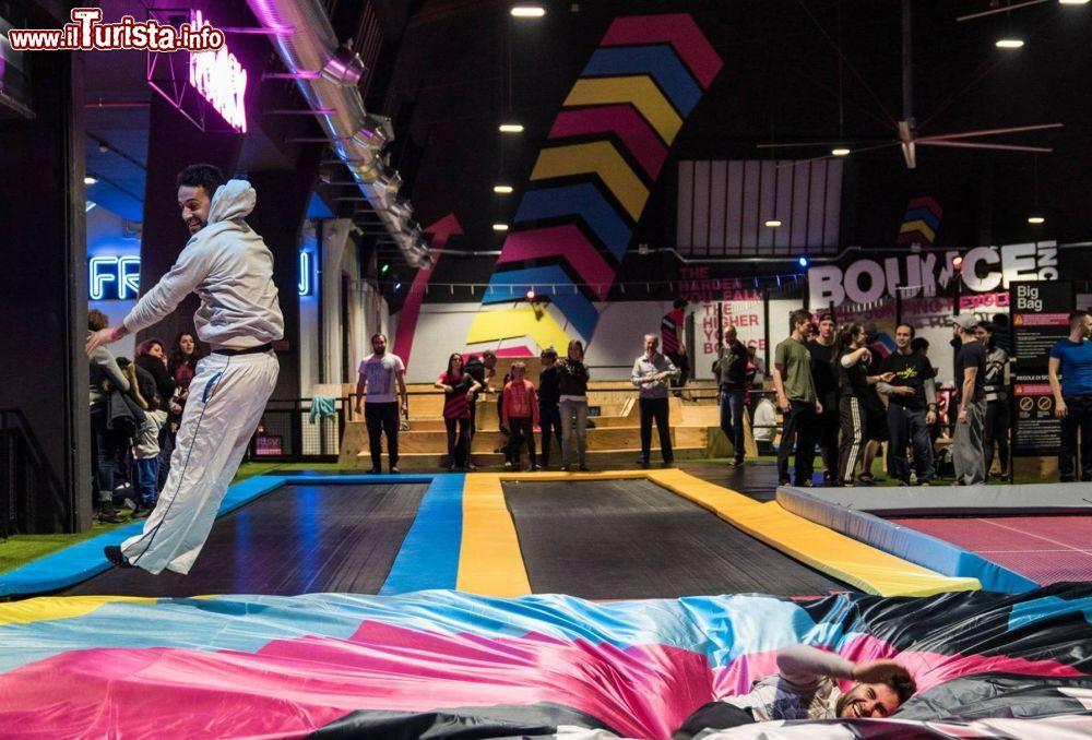Cosa vedere e cosa visitare Bounce Inc Torino