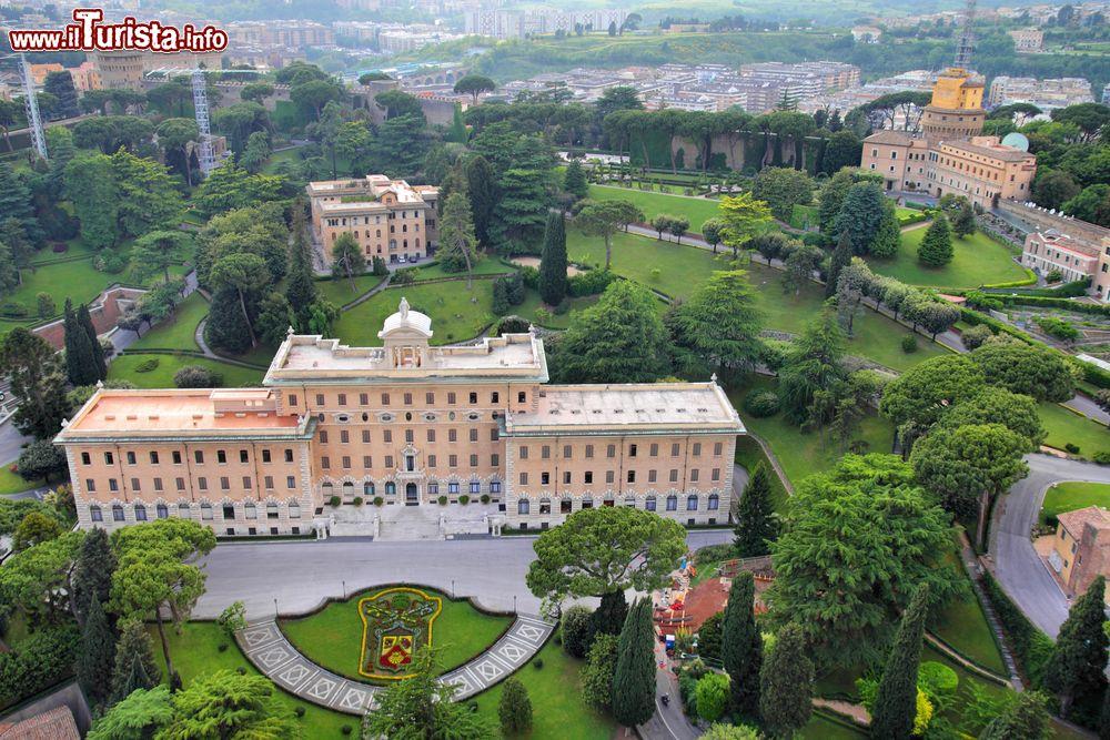 Cosa vedere e cosa visitare Giardini Vaticani