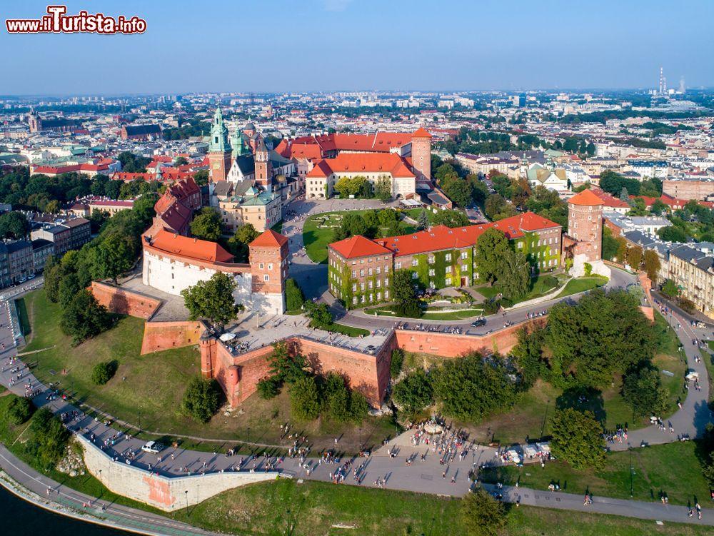 Cosa vedere e cosa visitare Castello di Wawel