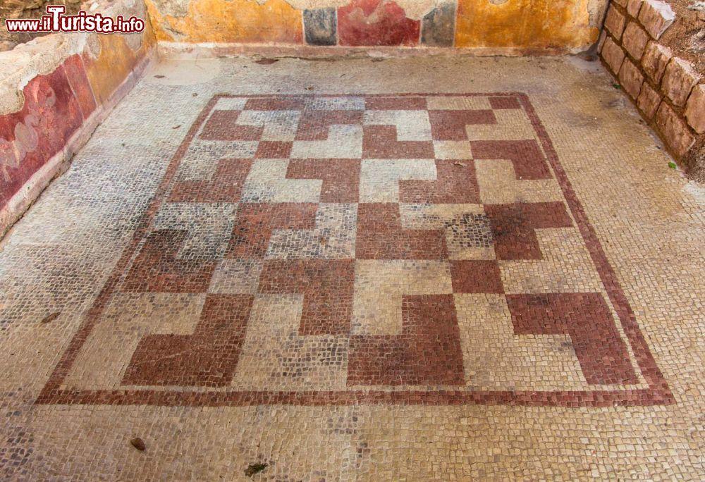 Cosa vedere e cosa visitare Villa dei Mosaici