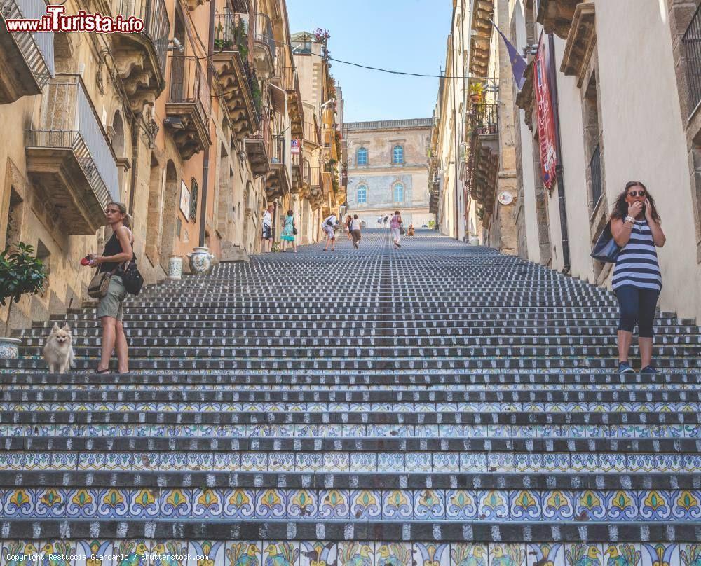 Cosa vedere e cosa visitare Scala Santa Maria del Monte