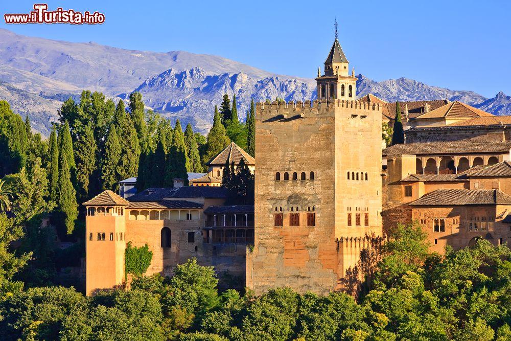 Cosa vedere e cosa visitare Alhambra