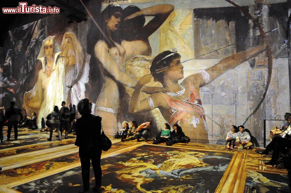 Cosa vedere e cosa visitare Atelier des Lumières